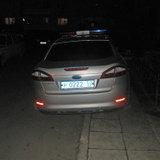 Машина ДПС на ул. Герцена, д. 20
