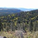 Холмы возле Los Alamos, NM