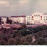 Площадь им. Ленина в 1974 году