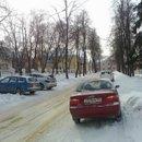 Пешеходный переход у Школы искусств на ул. Гагарина