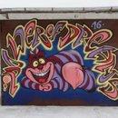 Гаражное граффити