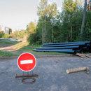 Подготовка к расширению маслихинского моста