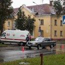 Сбили пешехода на пр. Мира - 1