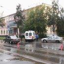 Сбили пешехода на пр. Мира - 2