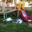 Правильный отдых на детской площадке