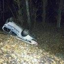 ДТП с такси у Цыгановки