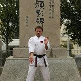Кирилл Тюпанов в Окинаве