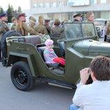Автопробег в честь Победы