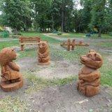 Украли Бабу Ягу и медведя