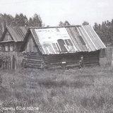 Дом на протяжке (конец 60-х)