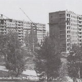 Строительство бастилий (конец 60-х)