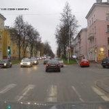 ДТП на перекрестке пр.Октярьский - Мира
