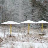 Выпал снег-3