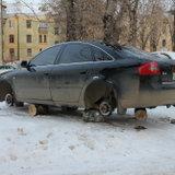 Украли колёсики-2