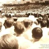 Сводный хор города 9 мая 1967 г