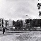 Необычный вид на ул. Тольятти