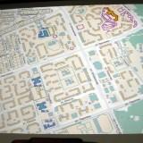Расположение детских садов в новом районе