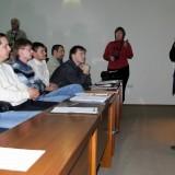 Слово держит Вячеслав Лопашов, проректор по воспитательной работе СарФТИ