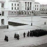 Вид на площадь имени Ленина
