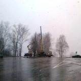 Конструкция перед КПП-3