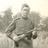 Юрий Петрович Щербак, военная подготовка