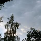 Вымяобразное облако
