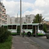 Прокладка маршрута на Герцена-Юности