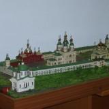 макет монастыря11